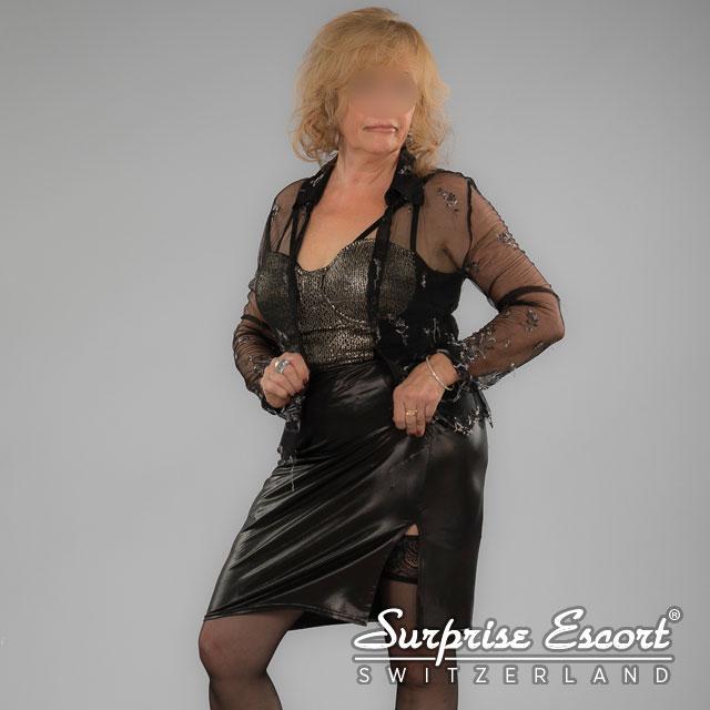 Reife escort dame