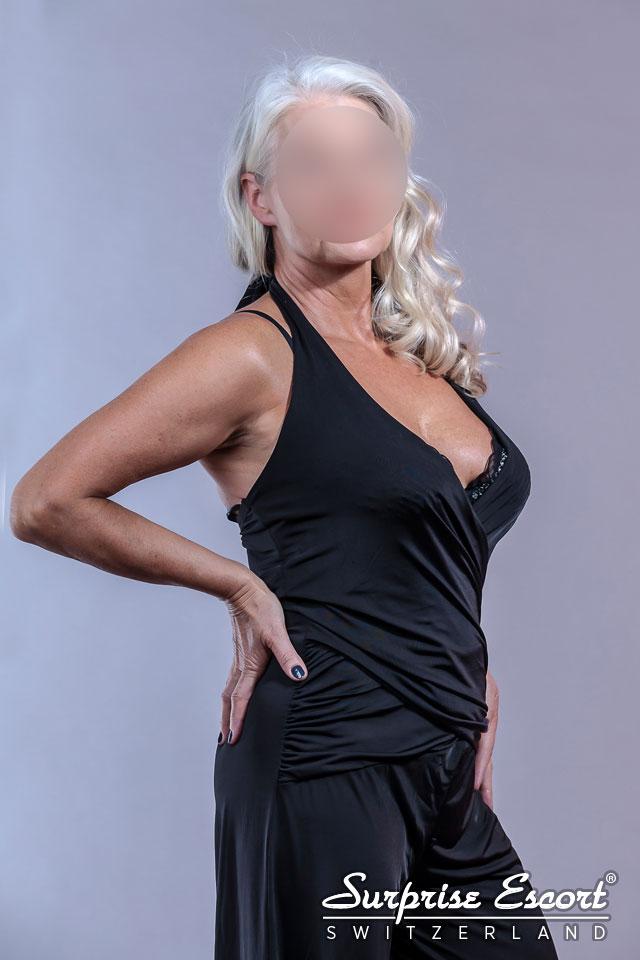 Naked slut wife bent over